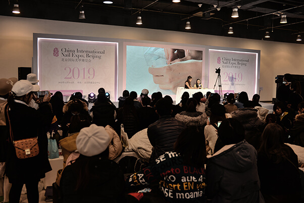 Special Event – Japan Nail Art On-site demonstration