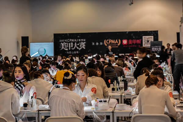 China International Nail Expo, Beijing – Special Events – Nail Contest Awards